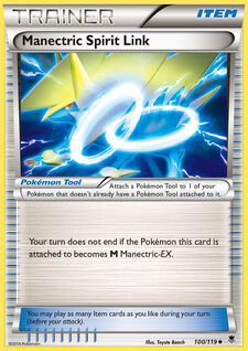 Manectric Spirit Link (PHF 100)