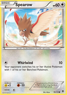 Spearow (PHF 78)