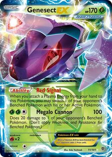 Genesect-EX (PLB 11)