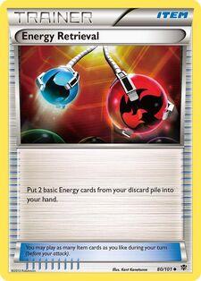 Energy Retrieval (PLB 80)