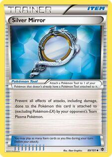 Silver Mirror (PLB 89)
