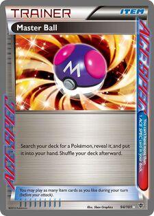 Master Ball (PLB 94)
