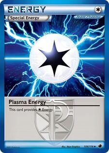 Plasma Energy (PLF 106)
