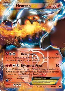 Heatran-EX (PLF 13)