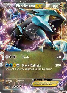 Black Kyurem-EX (PLS 95)