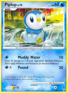 Piplup (PL 85)
