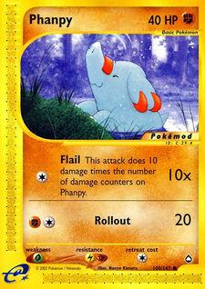 Phanpy (MODAQP 100)