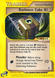 Darkness Cube 01 (MODAQP 119)