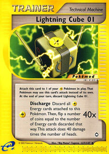 Lightning Cube 01 (MODAQP 127)