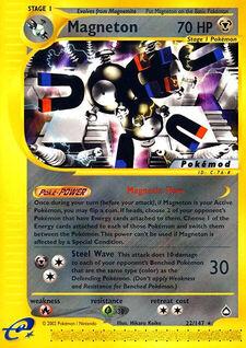 Magneton (MODAQP 22)