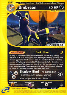 Umbreon (MODAQP 41)