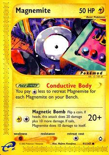 Magnemite (MODAQP 91)