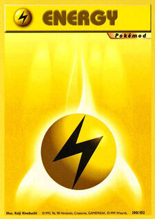 Lightning Energy (MODBS 100)