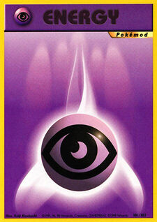 Psychic Energy (MODBS 101)