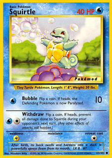 Squirtle (MODBS 63)