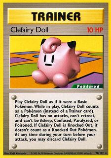 Clefairy Doll (MODBS 70)