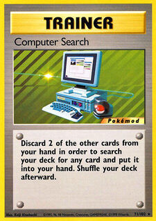 Computer Search (MODBS 71)