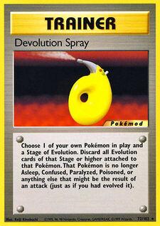 Devolution Spray (MODBS 72)