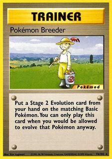 Pokémon Breeder (MODBS 76)