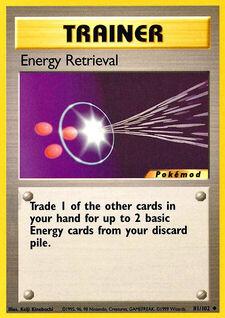 Energy Retrieval (MODBS 81)