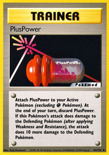 PlusPower (MODBS 84)