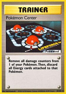 Pokémon Center (MODBS 85)