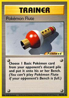Pokémon Flute (MODBS 86)
