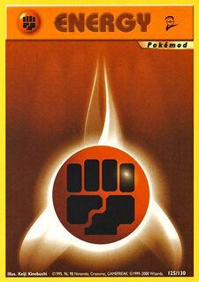 Fighting Energy (MODBS2 125)