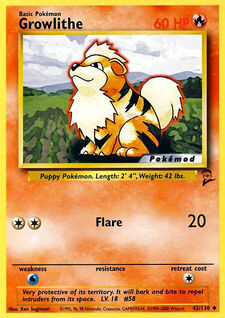 Growlithe (MODBS2 42)