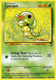 Caterpie (MODBS2 68)