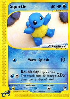 Squirtle (MODEXP 131)