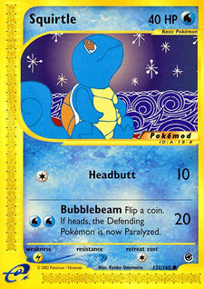 Squirtle (MODEXP 132)