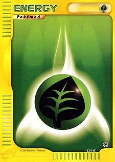 Grass Energy (MODEXP 162)