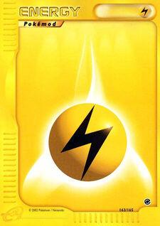 Lightning Energy (MODEXP 163)