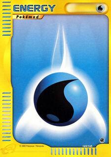Water Energy (MODEXP 165)