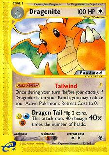 Dragonite (MODEXP 43)