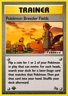 Pokémon Breeder Fields (MODFO 65)