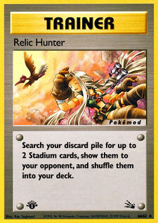 Relic Hunter (MODFO 66)