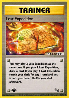 Lost Expedition (MODFO 67)