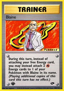 Blaine (MODG2 100)