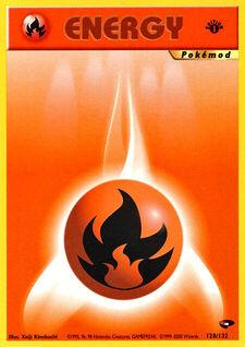 Fire Energy (MODG2 128)