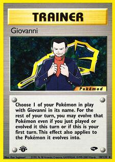 Giovanni (MODG2 18)