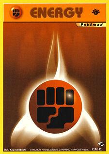 Fighting Energy (MODG1 127)