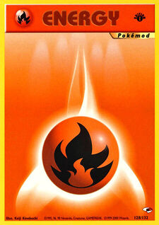 Fire Energy (MODG1 128)