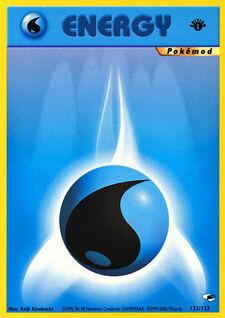 Water Energy (MODG1 132)