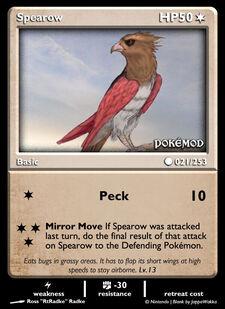 Spearow (MODIMP 21)