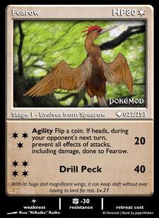 Fearow (MODIMP 22)