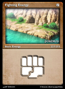 Fighting Energy (MODIMP 237)