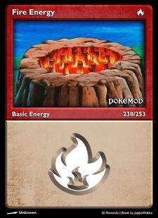 Fire Energy (MODIMP 238)