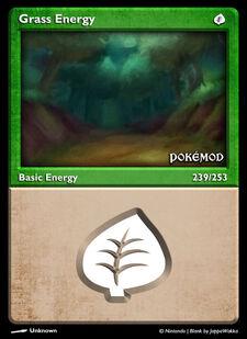 Grass Energy (MODIMP 239)